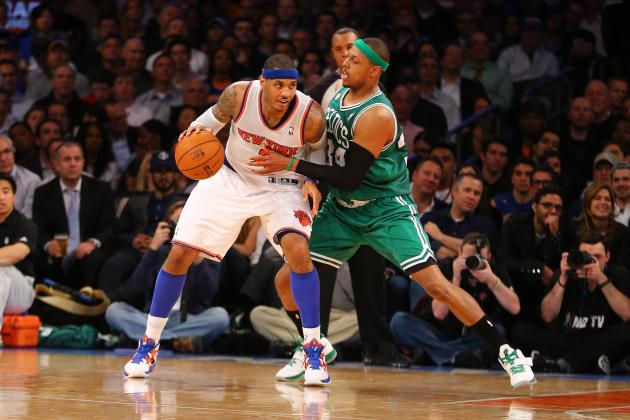 New York Knicks vs. Boston Celtics: Game 3 Preview, Schedule and Predictions