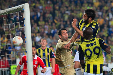 Fenerbahce V Benfica: 25th Apr 2013 | Report