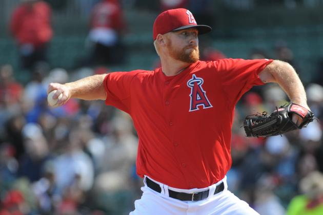 Angels Recall RHP Barry Enright