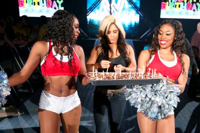 Images: Cena Celebrates BDay with Unexpected Guests