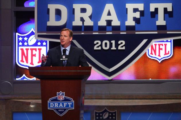NFL Draft Order 2013: Teams with Early Picks That Must Trade Back