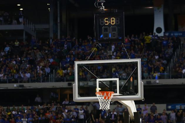 Should College Basketball Shorten the Shot Clock?