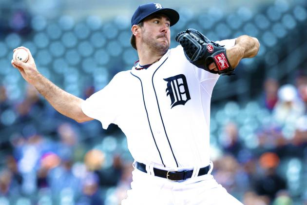 Verlander Leaves Game with Injury