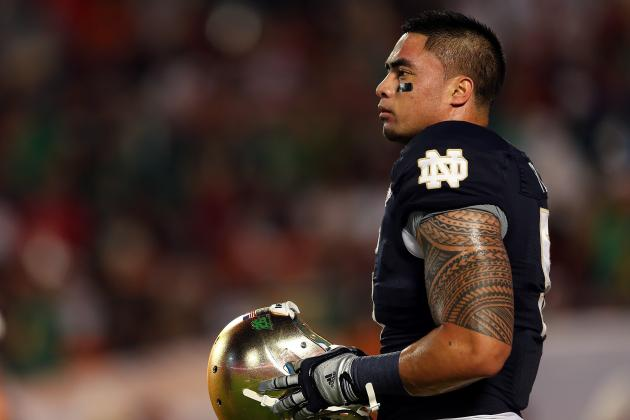 Manti Te'o Should Not Be Targeted by Bears in 1st Round of 2013 NFL Draft
