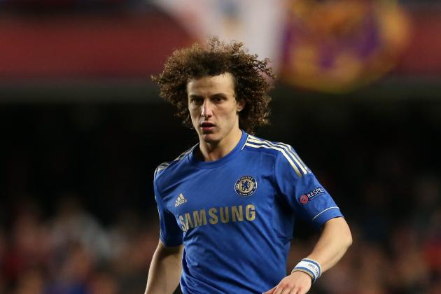 David Luiz Says Chelsea Still Have Work to Do to Reach Europa League Final