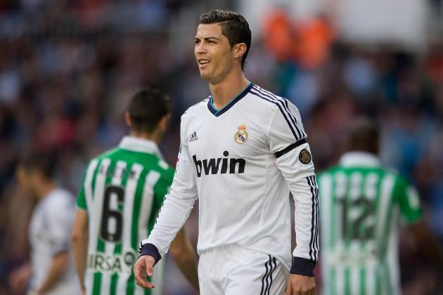 Cristiano Ronaldo's Stunning Season Shouldn't Be Abated by Lack of Team Success