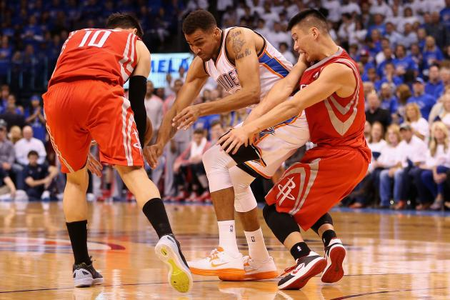Jeremy Lin Injury Update: Point Guard's Injury Won't Affect Series Outcome