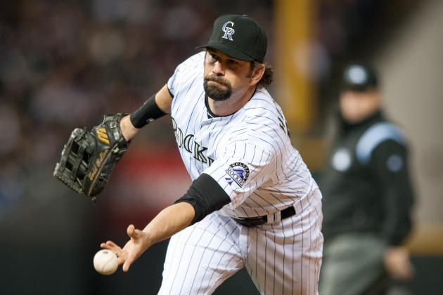 Rockies Place Todd Helton on DL with Forearm Inflammation