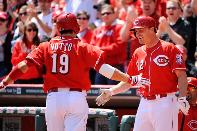 Reds Lose to Nationals 8-1, Muster Only 1 Hit