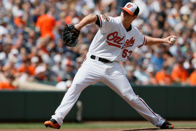 Orioles Have Recalled LHP Zach Britton