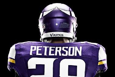 Minnesota Vikings Unveil New Uniform and Helmet