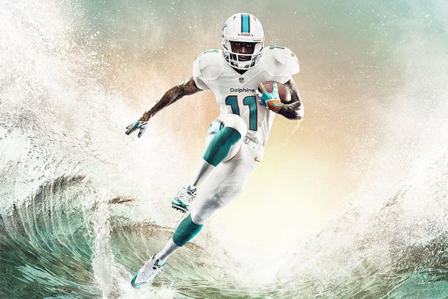 Miami Dolphins Unveil New Uniform and Helmet