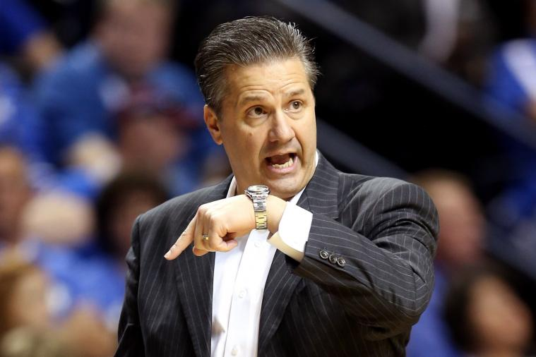 What Will Another Disappointing Season Mean for Kentucky's John Calipari?