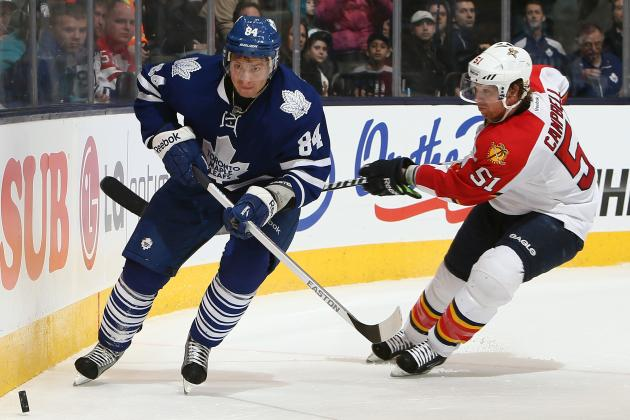 ESPN Gamecast: Maple Leafs vs. Panthers