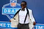 Grading the Best & Worst Suits from the Draft Last Night