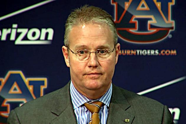 Auburn Football: Only Improvement on the Field Can Get Jay Jacobs off Hot Seat