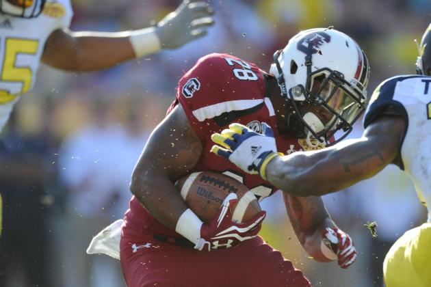 South Carolina Football: Why RB Mike Davis Will Have a Breakout Season