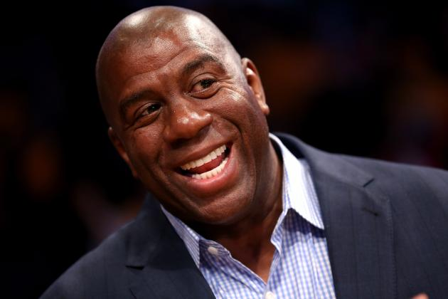 Magic Giving Up on the Lakers