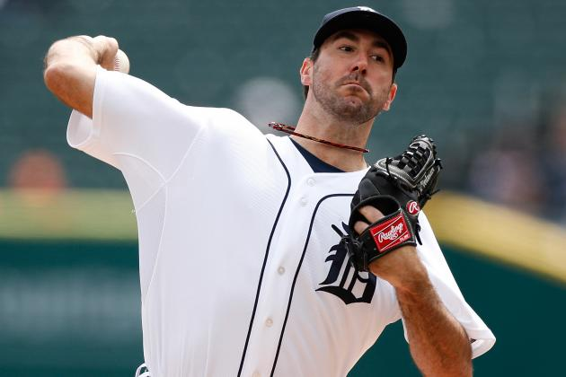 Verlander Shuts Down Royals Before Blister Interferes