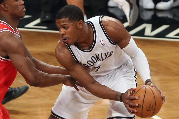 Joe Johnson Will Play Tonight in Game 3