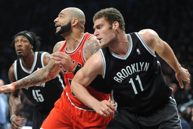 NBA Gamecast: Nets vs. Bulls