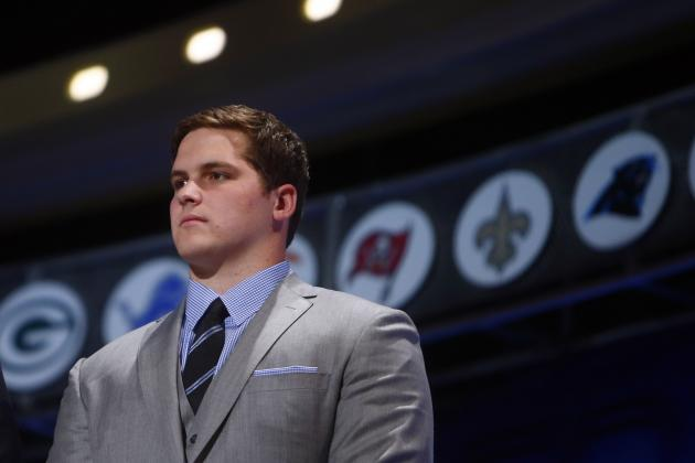 Jacksonville Jaguars: Luke Joeckel Brought in to Bolster Offensive Line