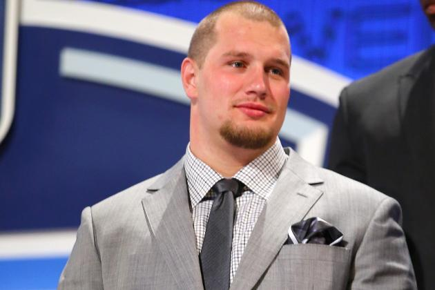 Debate: How Would You Grade the Eagles' Pick of Lane Johnson?