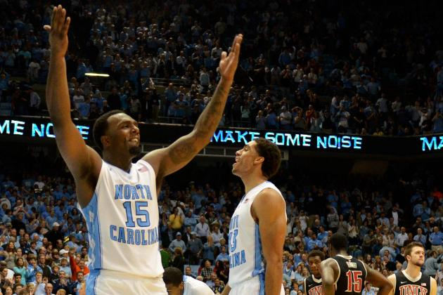 How P.J. Hairston and James Michael McAdoo's Return Impacts UNC's Title Chances