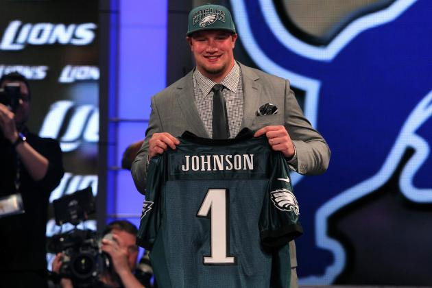 Lane Johnson: How Will Eagles Newest OT Fare in the Pros?
