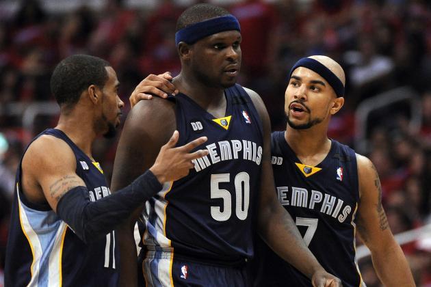 NBA Gamecast: Clippers vs. Grizzlies