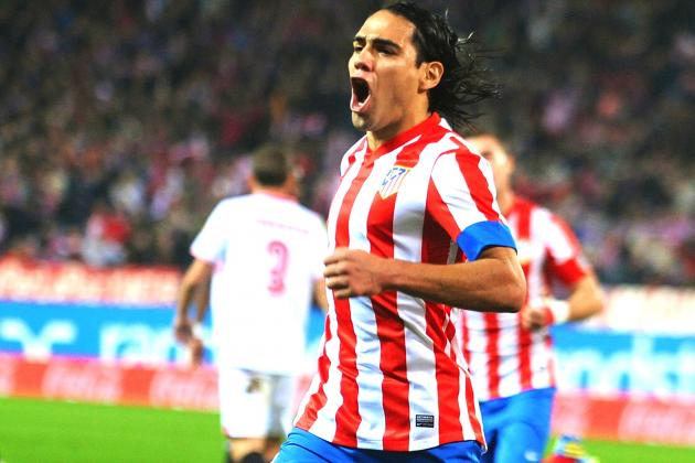 Radamel Falcao: The Natural Heir to Gabriel Batistuta