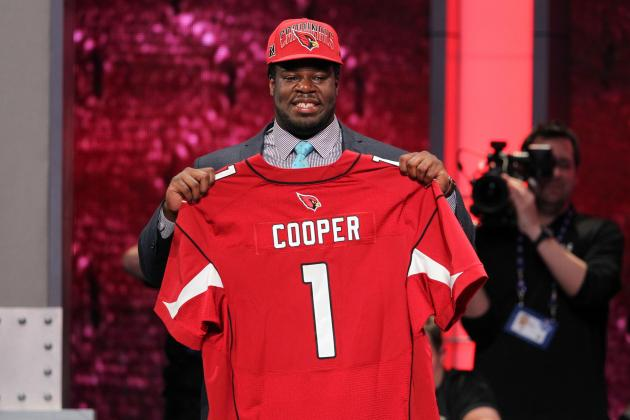 Jonathan Cooper: How Will Cardinals Newest OG Fare in the Pros?