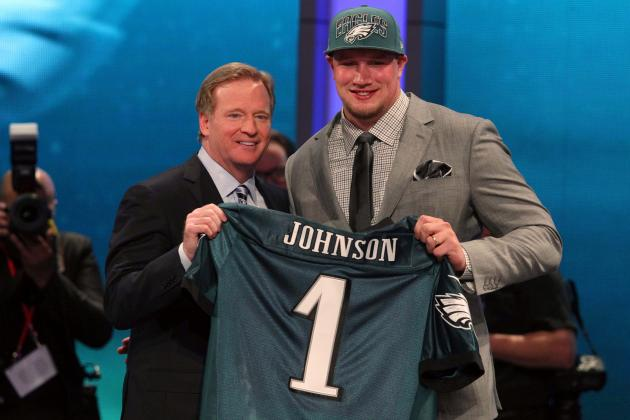 Lane Johnson Makes a Lot of Sense for the Philadelphia Eagles