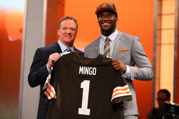 Barkevious Mingo to Browns: How Does OLB Fit with Cleveland?
