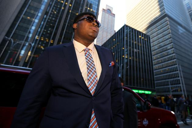 Debate: How Would You Grade the Chargers' Pick of D.J. Fluker?