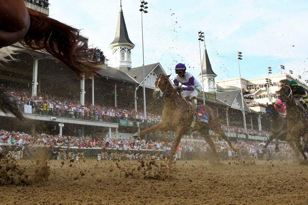 Kentucky Derby 2013: Setting Odds For Top Horses
