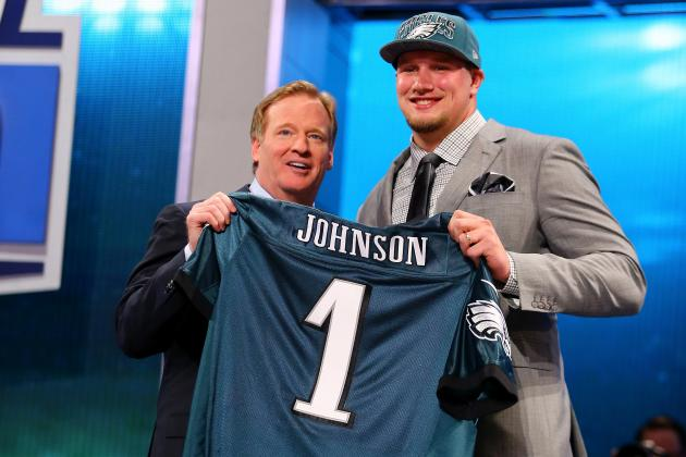 Lane Johnson to Eagles: How Does OT Fit in with Philadelphia?