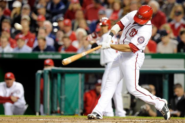 Nationals Pound Reds 8-1 Behind Espinosa