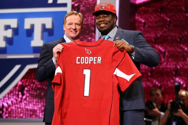 Jonathan Cooper to Cardinals: How Does OG Fit with Arizona?
