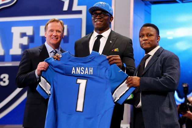 Ezekial Ansah to Lions: How Does Defensive End Fit in Detroit?