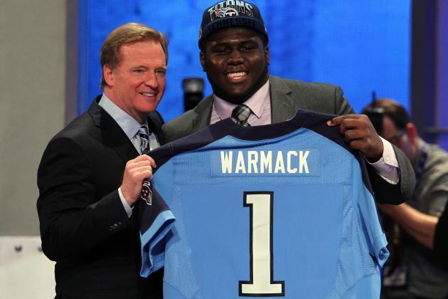 Chance Warmack: How Will Titans Newest Offensive Guard Fare in the Pros?