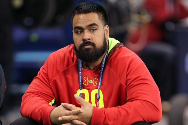 Debate: How Would You Grade the Panthers' Pick of Star Lotulelei?