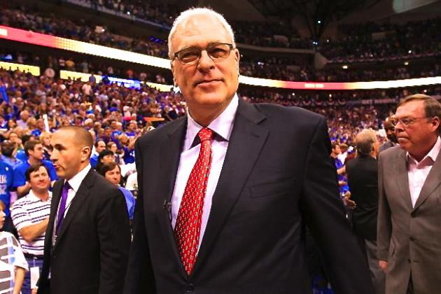 Will Phil Jackson Be the Next Pat Riley?