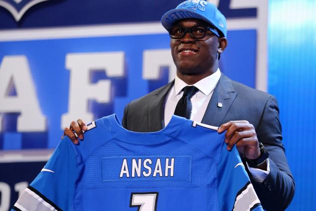 Ezekiel Ansah: How Will Detroit's Newest DE Fare in the Pros?