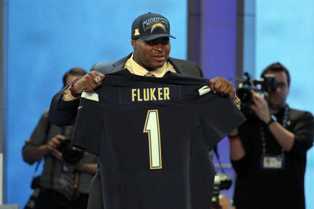 D.J. Fluker to Chargers: How Does Offensive Tackle Fit with San Diego?