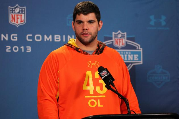 Debate: How Would You Grade the Giants' Pick of Justin Pugh?