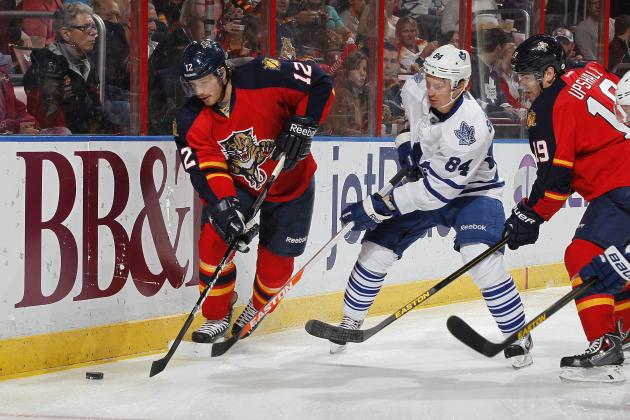 Maple Leafs 4, Panthers 0