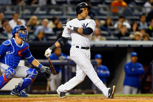 Robinson Cano and Hiroki Kuroda Lead Charge for Yankees in Win vs. Blue Jays