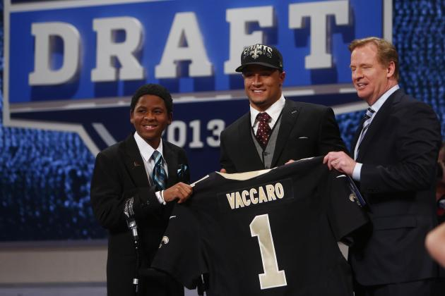 Kenny Vaccaro: How Will Saints' Newest FS Fare in the Pros?