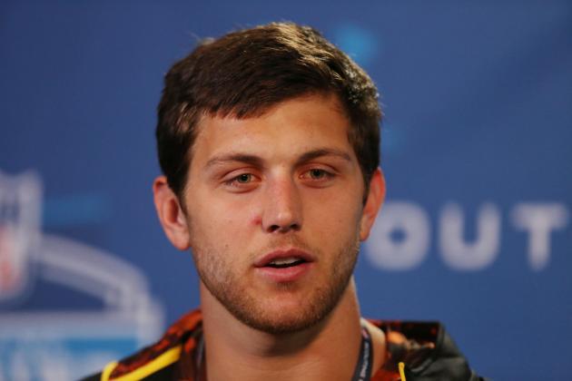 Debate: How Would You Grade the Bengals' Pick of Tyler Eifert?